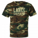 Lance Carpenter Camo Logo Tee
